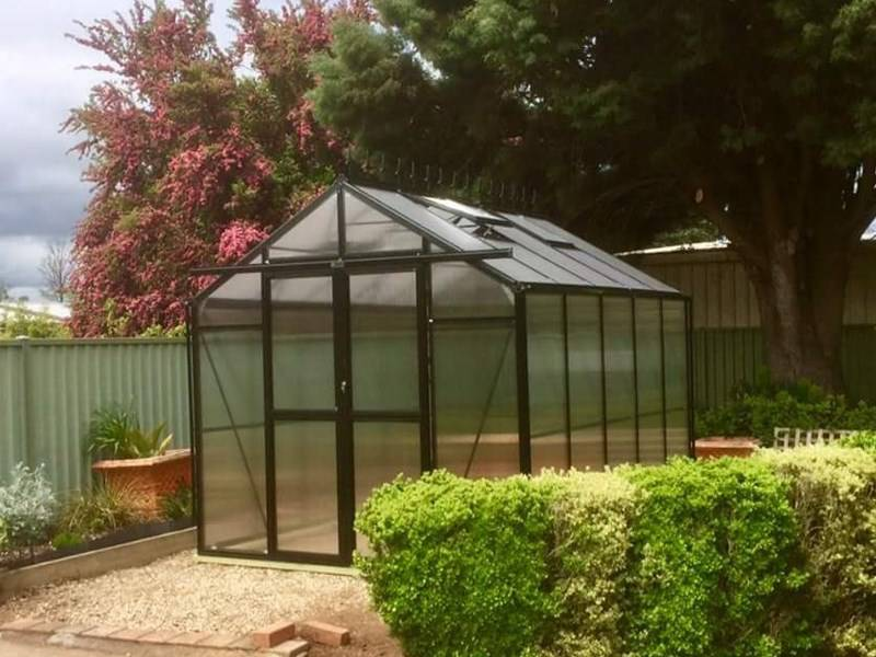 8MM Greenhouse