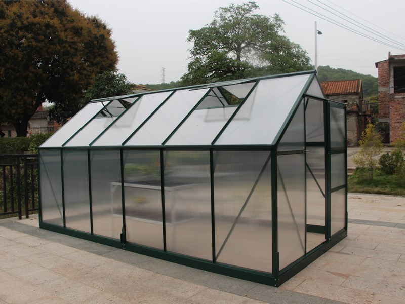 6MM Greenhouse