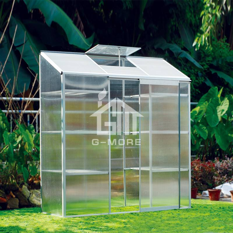 G-MORE Nursery Series, 4MM Elegant Nursery Garden Greenhouse - GM41024