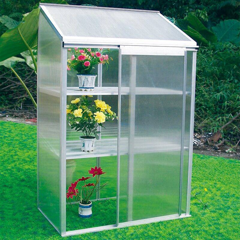G-MORE Nursery Series, 4MM Elegant Nursery Garden Greenhouse - GM44043