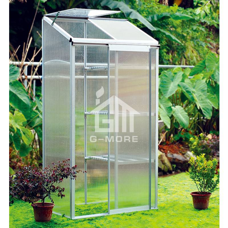 G-MORE Nursery Series, 4MM Elegant Nursery Garden Greenhouse - GM44074