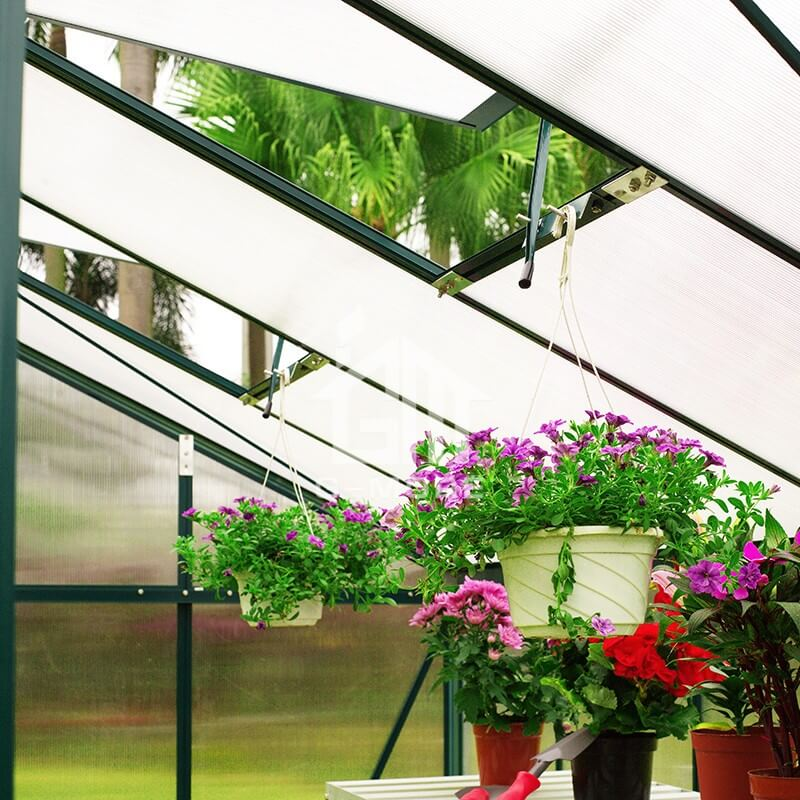 4'x8' G-more Lite Series Top Rated Greenhouses Kits in Business-GL044