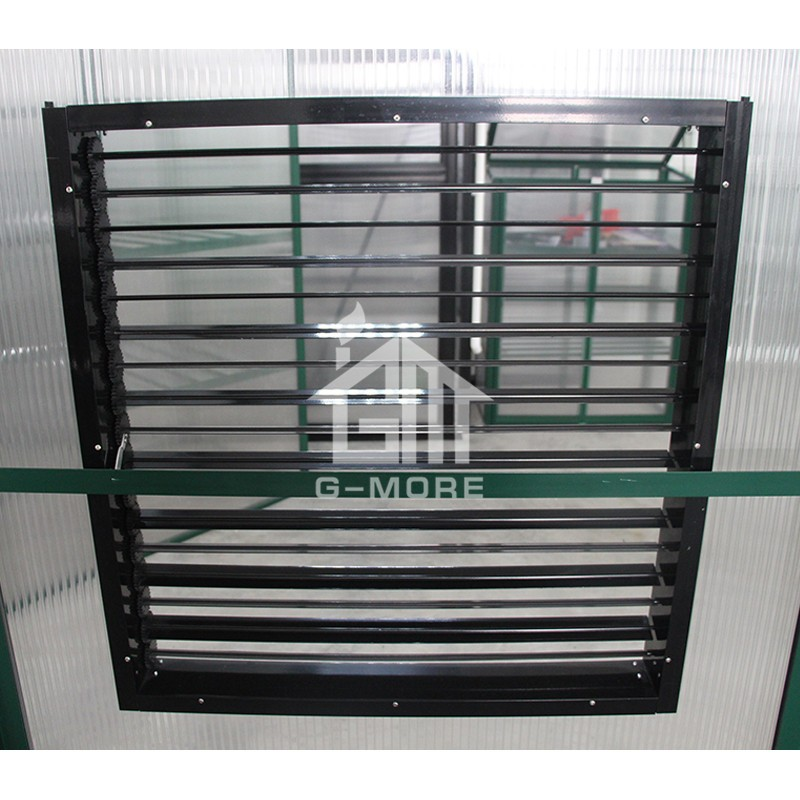 G-MORE High Grade Greenhouse Aluminum Louvre