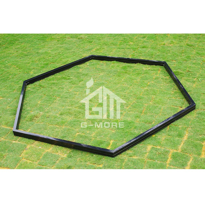 G-MORE High Grade Greenhouse Aluminum Base